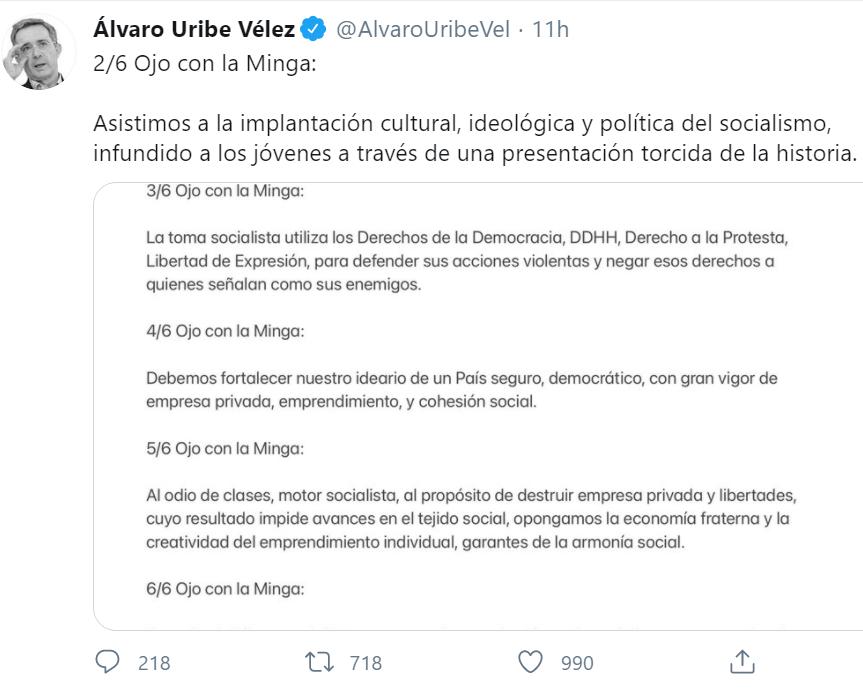 El fantasma del feudalismo democrático recorre a Colombia