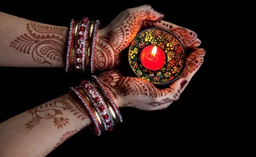 En Diwali, el encanto navideño hindú justo en  Kartika