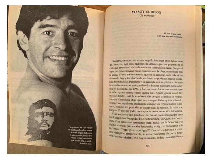 Sobre Maradona, que haya más Diegos