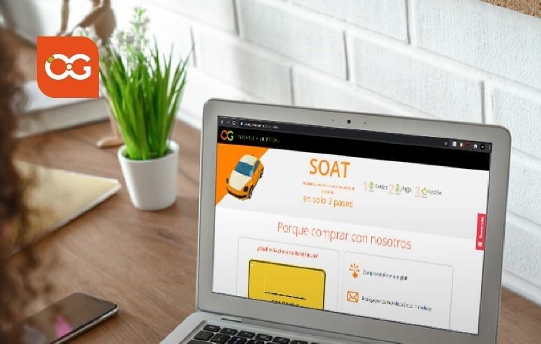 SOAT digital OranGreen, amigable con el medio ambiente