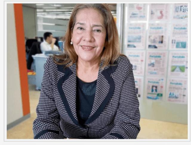 La mujer que cambió la historia de su territorio  con cooperativismo
