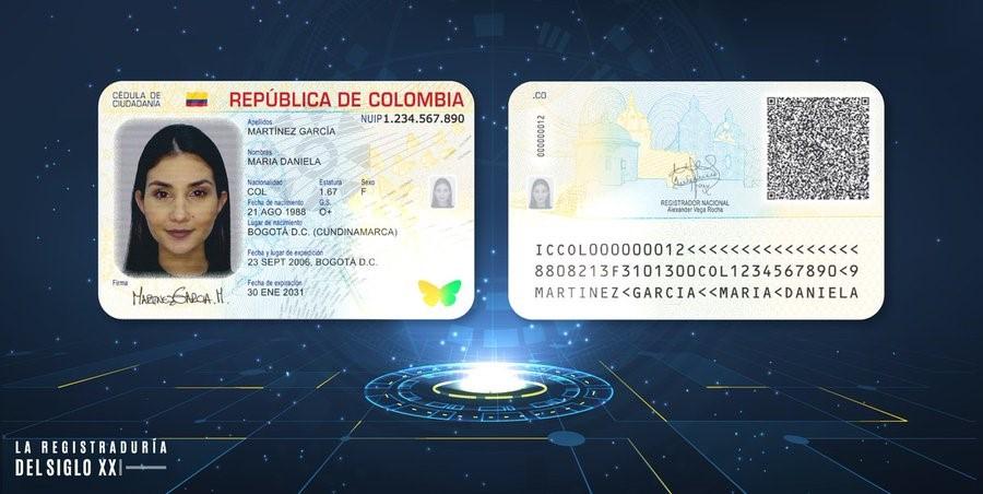 'Cédula digital, sistema de identificación más sofisticado del mundo' Alexander Vega Rocha