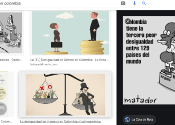 Enjambre de implicaciones contra la paz en Colombia
