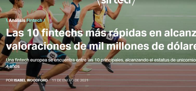Fintech la mayor velocidad atlético financiera