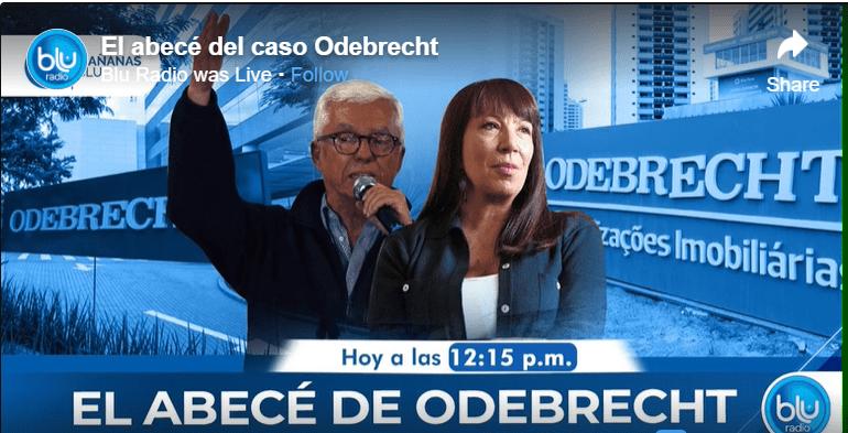 ¿La Fiscalía huye al acuerdo Odebrecht?
