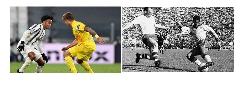 Cuadrado se parece a Garrincha - Ahí va el brasilero