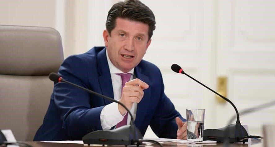 Confirmado, Diego Molano Aponte, tercer Ministro de Defensa