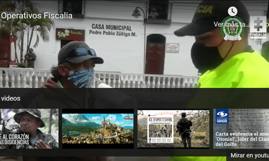 Fiscalía captura a 150 narcos con 9 toneladas de estupefacientes
