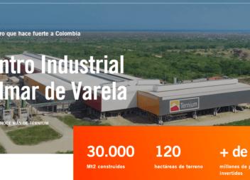 'Ternium significa 30% de la producción de varillas en Colombia': Iván Duque