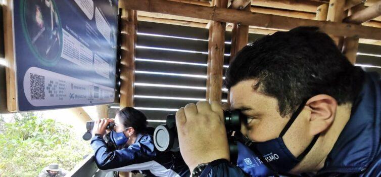 Bogotá contará con dos observatorios nuevos para aves