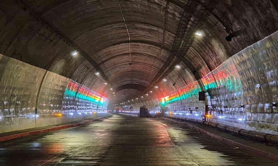 ¿Qué es el Túnel? congestiones de larga historia