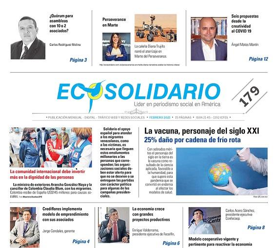 Estamos comprometidos con la reactivación económica de Colombia