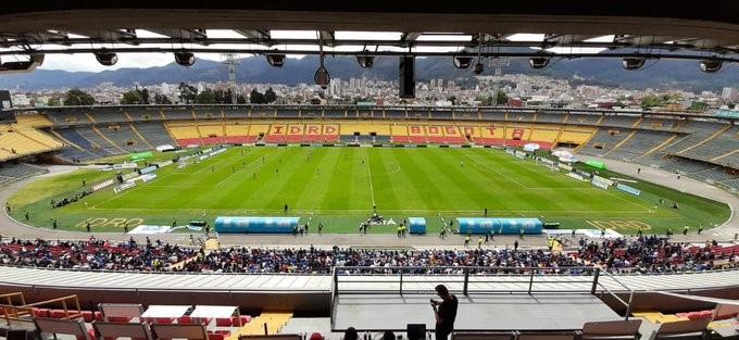 """Contentillo a Bogotá con adicional de Copa América. Tino """"todo mal"""""""