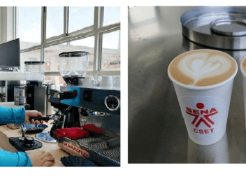 CSET mejora cadena en producción de café y semillas desde Santander