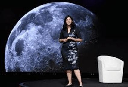 Diana Trujillo la fuerza del compromiso con aplausos desde Marte