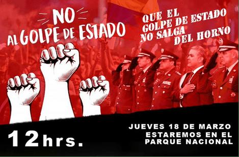 !Ay de Colombia y su Constitución! Con legisladores amañados. Otra pandemia