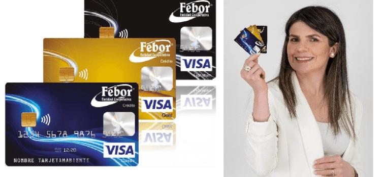 Tarjeta de Crédito Febor, arquitectura financiera sustentable