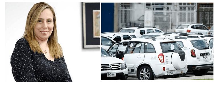 Funcionaria del gobierno en presunto cartel de carros blancos. La corrupción especial