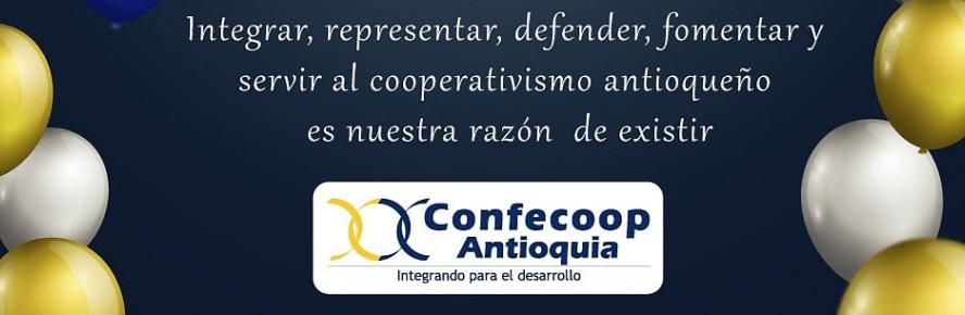 Confecoop Antioquia celebra 34 años de integración y representación