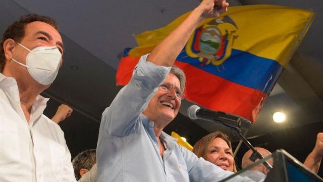 Guillermo Lasso, presidente del Ecuador. Perú a segunda vuelta. Bolivia sin definir