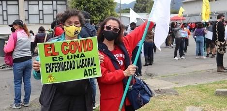 ¿Covid19 debe ser declarada una enfermedad laboral para los docentes?