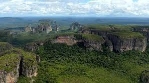 Sistema de Parques Nacionales Naturales - Serranía de Chiribiquete