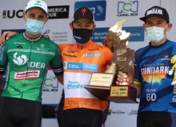 ¡El valor de un segundo! Tito Hernández, campeón Vuelta a Colombia 71
