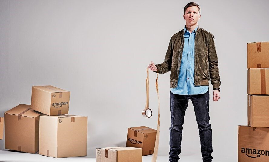 Amazon, explotación laboral que enriquece a Jeff Bezos