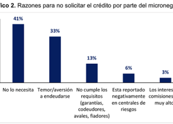 Factores que inciden en la demanda de crédito de la Microempresa
