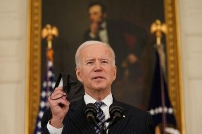 Biden, reforma fiscal por 2,5 billones de dólares