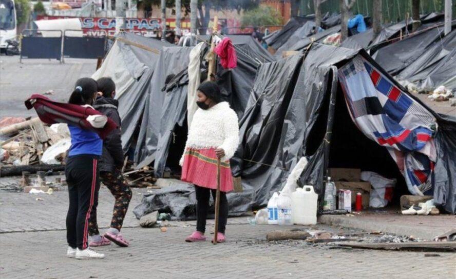 3,5 millones de colombianos en pobreza monetaria y 2,8 millones en pobreza extrema: DANE