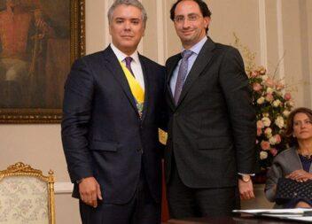 José Manuel Restrepo, ministro de Hacienda. ¡Más de lo mismo!