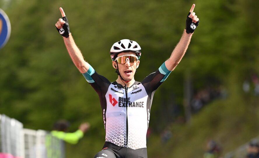 ¡Simon Yates gana la etapa 19 del Giro d'Italia! Egan ahí con su fortaleza: Rosa 11