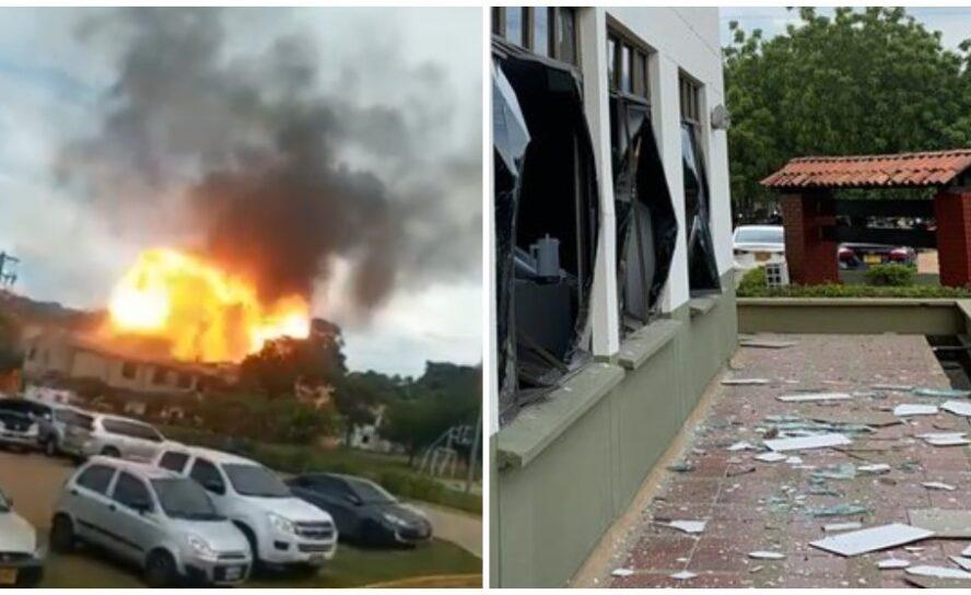 Terrorismo amenaza seguridad nacional en Colombia ¿Guerrilla urbana, país?