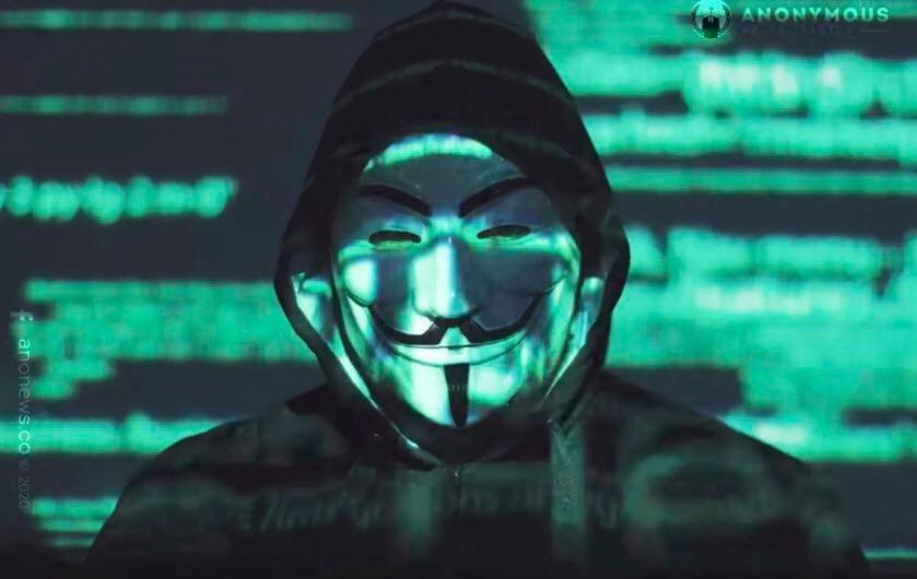Anonymous faena al Centro Democrático – Nerviosismo ubérrimo