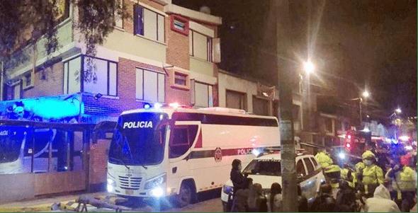 Casa de torturas en los mártires ¿complicidad de autoridades de la localidad?