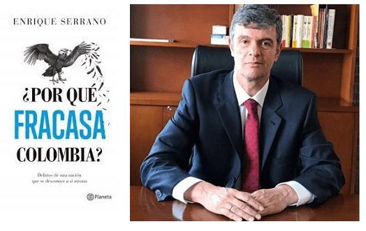 A la Procuraduría el escritor Enrique Serrano López