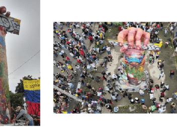 ¿Gobierno fabrica otra explosión social? Manifestaciones son expresiones políticas