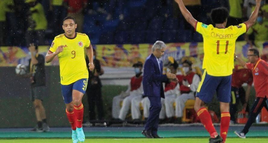 Colombia en deuda con el fútbol y su afición. Cuadrado y Ospina líderes