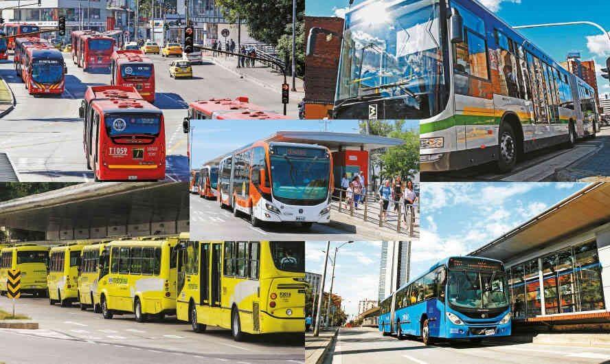 La crisis de los trasportes masivos en Colombia ¿Buen negocio?