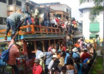 Desplazamiento en Ituango, desatención del gobierno nacional ¡Indiferencia!