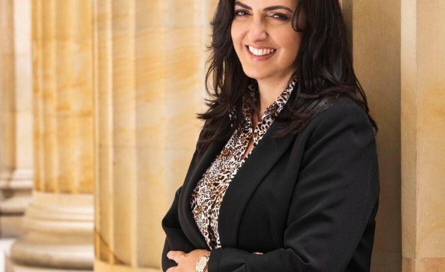 María Fernanda Cabal, candidata a la presidencia por el Centro Democrático