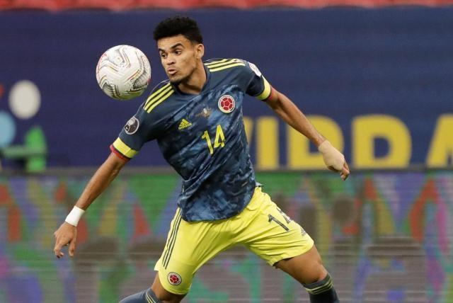Sabor y ritmo de Luis Díaz en la Copa América. C 3 - P 2