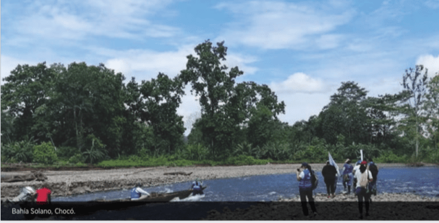 MC beneficia a mil indígenas del resguardo Alto Río Valle-Boroboro