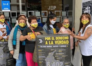 """'Participación militar determinante"""" en asesinato de 120 personas en indefensión' JEP"""