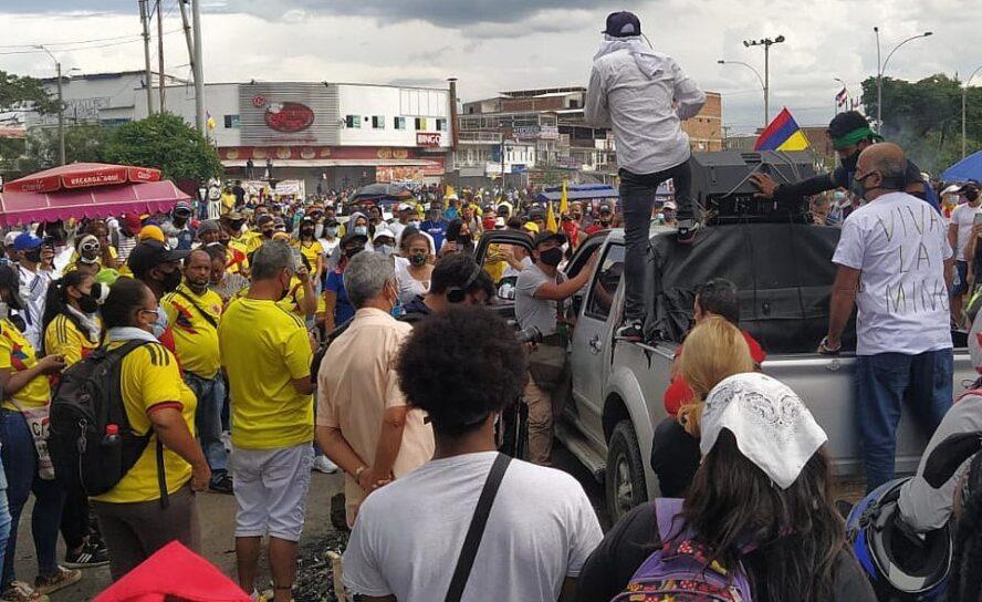 Cali pudo ser inicio de una conflagración nacional, Jorge Iván Ospina