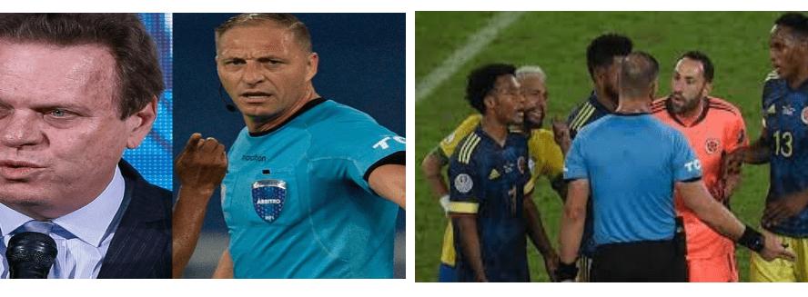 Copa América. Cambiar la norma 9: Baldassi. Goleadores Históricos