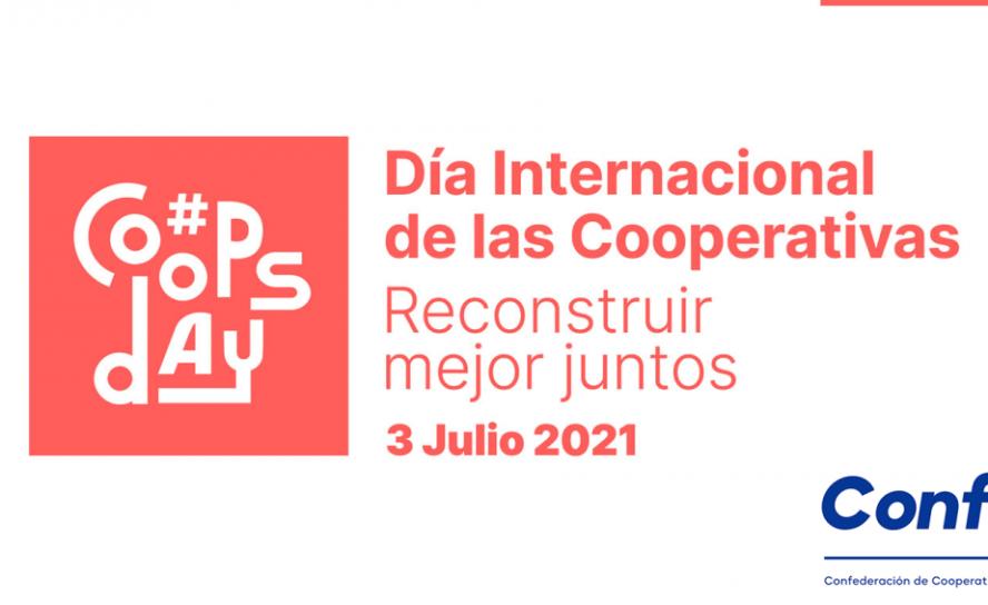Reconstruir Juntos, en el Día Internacional de las Cooperativas