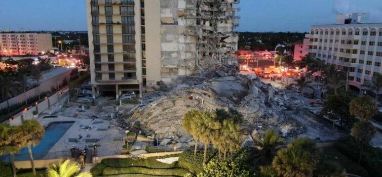 Controles en la edificación a propósito del colapso Champlain Towers - Miami