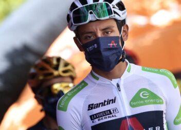 Los colombianos hacen lo suyo en La Vuelta 21 de España